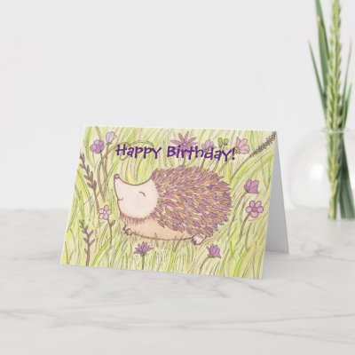 Iraq Hedgehog Blank Note Card Zazzle