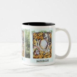 Hedgehog Birthday Mug March
