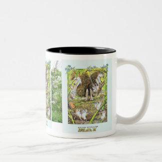Hedgehog Birthday Mug Mays