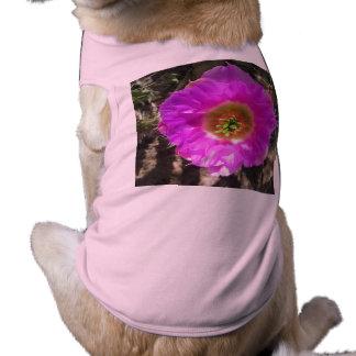 Hedgehog Cactus  Flower Shirt