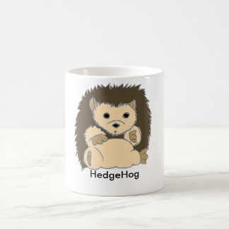 HedgeHog Coffee Mugs