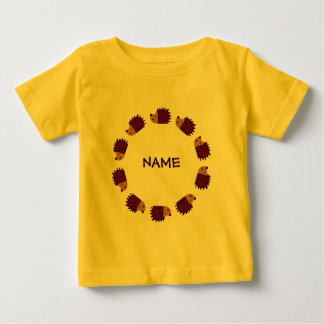 Hedgehog Crossing! Baby T-Shirt