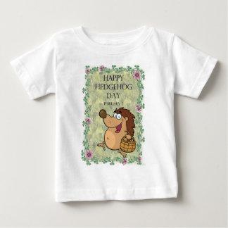 Hedgehog Day February 2 Baby T-Shirt