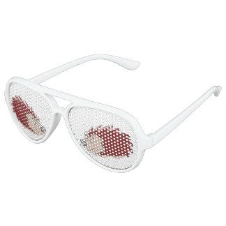 Hedgehog Design Aviator Sunglasses
