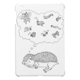 Hedgehog Dreams iPad Mini case