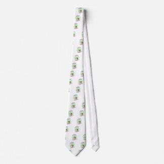 Hedgehog Easter Bunny Tie