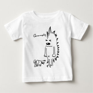 Hedgehog & Elephant Baby T-Shirt