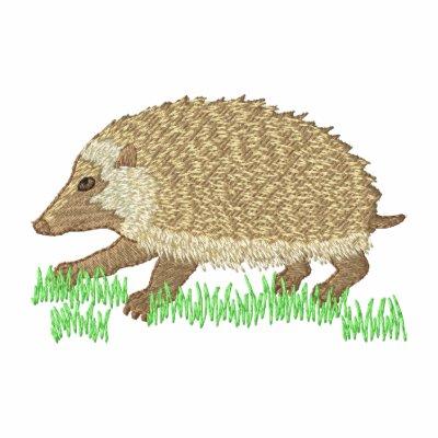 Hedgehog Embroidered Jacket