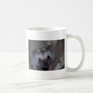 Hedgehog Face Coffee Mug