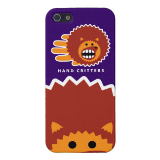 Hedgehog Face iPhone 5 Covers
