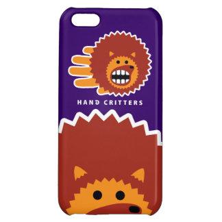 Hedgehog Face iPhone 5C Case