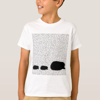 Hedgehog Facts T-Shirt