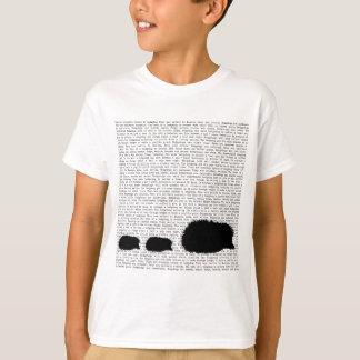 Hedgehog Facts T-Shirt