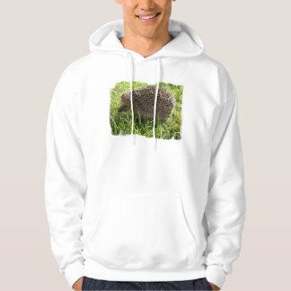 Hedgehog Hooded Sweatshirt