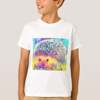 Hedgehog image T-Shirt