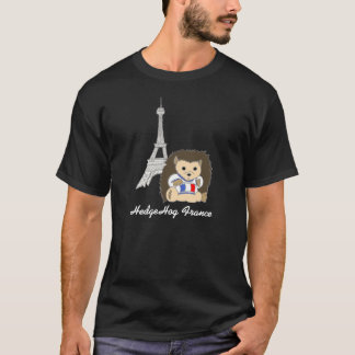 HedgeHog in France Men's Dark Tees