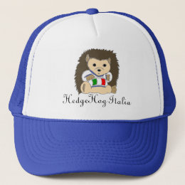 HedgeHog in Italy Hats