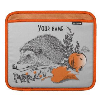 Hedgehog Sleeves For iPads