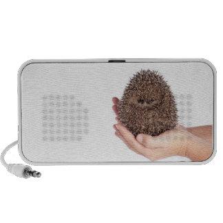 hedgehog iPhone speaker
