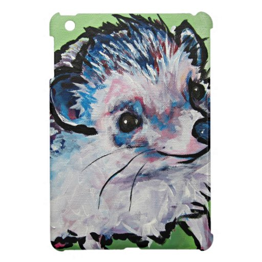 hedgehog.jpg cover for the iPad mini