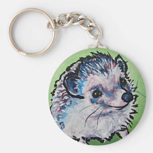 hedgehog.jpg keychains