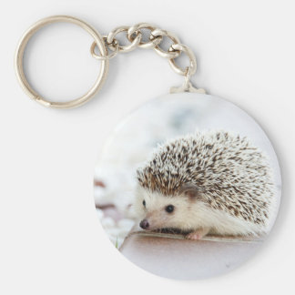 Hedgehog Keychain