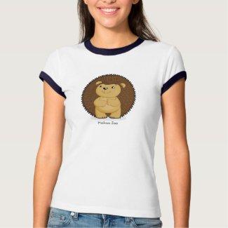 Hedgehog Ladies T-Shirt shirt