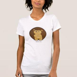 Hedgehog Ladies T-Shirt