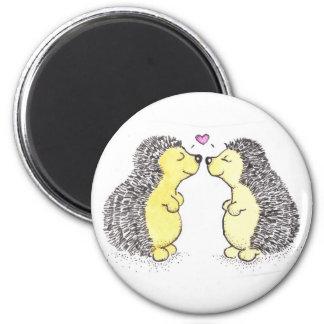 Hedgehog Love Magnets