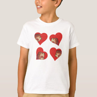 Hedgehog Love! T-Shirt