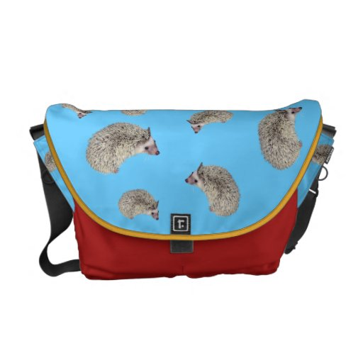 Hedgehog Messenger Bag ver.1