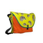 Hedgehog Messenger Bag ver.2