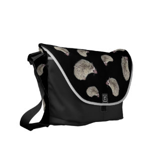 Hedgehog Messenger Bag ver.4