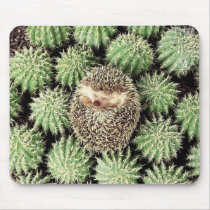 Hedgehog Mousepad