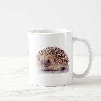 Hedgehog, Classic White Coffee Mug