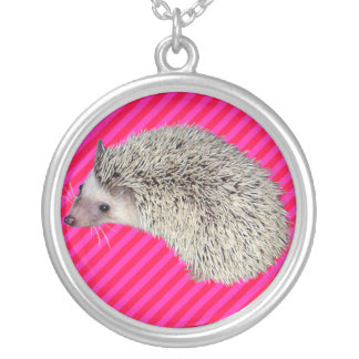 Hedgehog Necklace 2