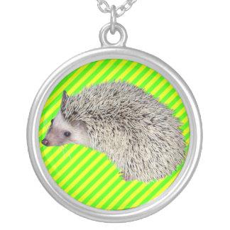 Hedgehog Necklace 3