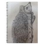 Hedgehog Notebook