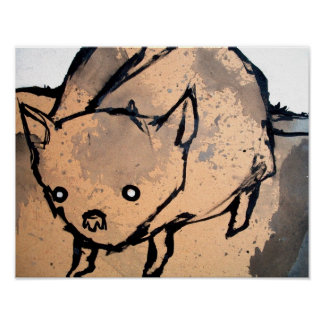 hedgehog!! poster