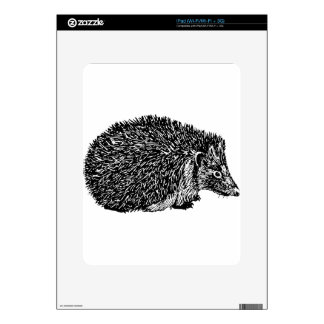 Hedgehog Skins For iPad