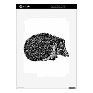 Hedgehog Skins For The iPad 2