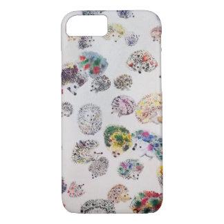 hedgehog social network iPhone 7 case