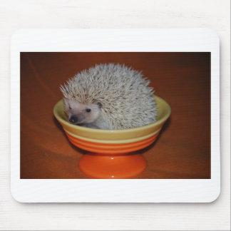 Hedgehog Sundae Mouse Pad