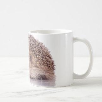 Hedgehog, Taza Básica Blanca
