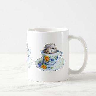 Hedgehog Tea Mug