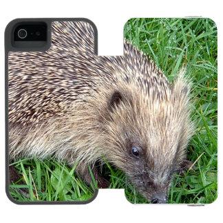Hedgehog Incipio Watson™ iPhone 5 Wallet Case