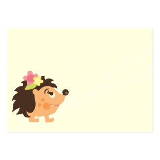 HedgehogFamP13 Business Card