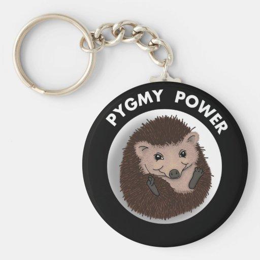 hedgehogpygmy2 keychain