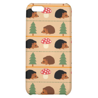 Hedgehogs 2 cover for iPhone 5C