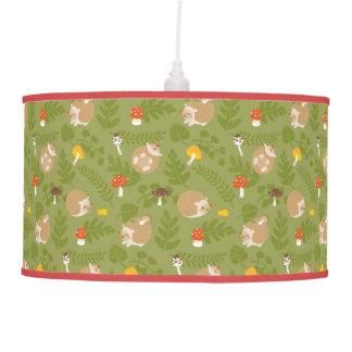 Hedgehogs Ceiling Lamp